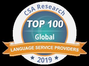 CSA Research's Top 100